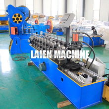 high speed full line gypsum angle bead roll forming machine