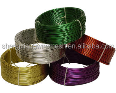 pvc coated iron wire binding gi wire tie wire low prices for sale