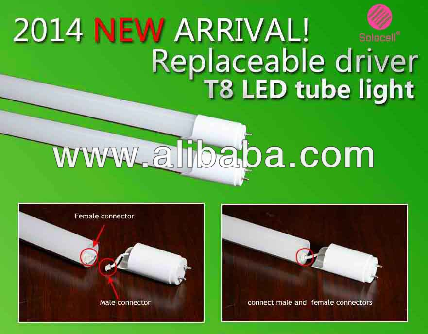 LED T8 Replaceable Driver