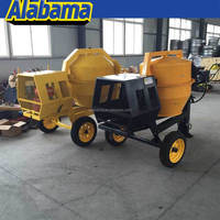 Used Mini Mobile Portable Price Of Self Loading Electric Motor Concrete Mixer Machine Price For Sale Prices In India