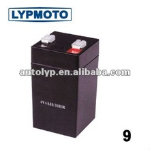 4V 4A Motorcycle Battery