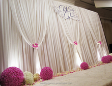 Wedding decoration backdrop curtain pipe and drape kits