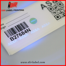 Free samples Laser anti counterfeit anti theft security hologram 3d sticker