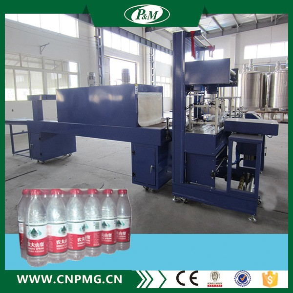 Zhangjiagang 2017 Beer Bottles Sleeve Sealer or Shrink Packing Machine Shrink Wrapping Machine Driven By Electricity