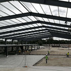 Eco-friendly prefabricated steel building for warehouse or workshop