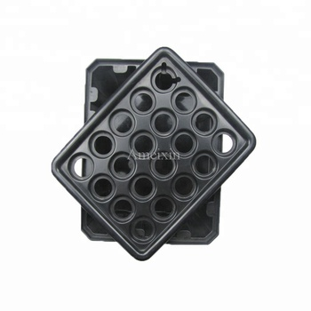 China manufacturer vacuum forming hydroponic grow trays factory gold supplier
