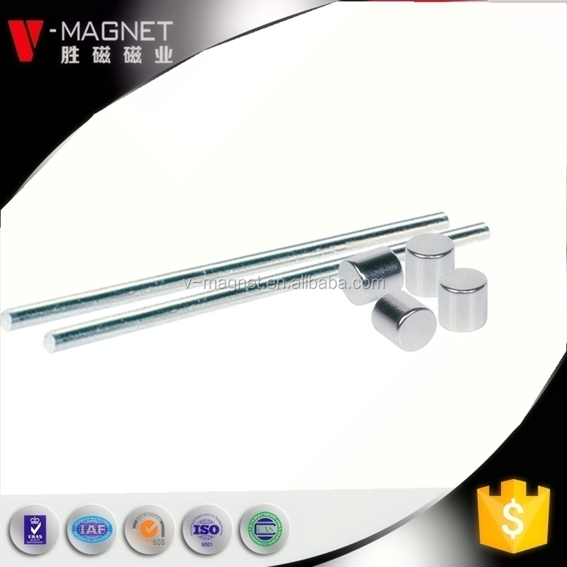 Alibaba Gold Supplier China Manufacturer High Gauss Super Strong Magnetic Bar