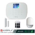 wifi/ gsm hot sale alarm system (KR-W193)
