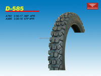 mountain road motorcycle tire