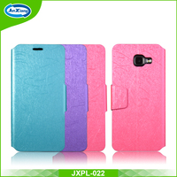 New Arrival PU Leather Flip Cover Case for Samsung Galaxy A7 2016