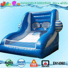hot inflatable armchair basketball hoops game for sale dor sale