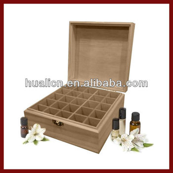 OEM Wooden Essential Oil Box