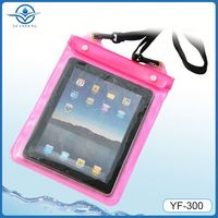 Factory suppiler waterproof bag case for ipad 4
