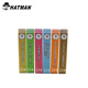 Hatman wholesale 510 vaporizer, disposable electric cigarette,open vape pen starter kit manufacturer