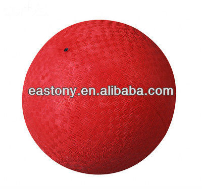 Custom Rubber Playground Ball,Kickball of Dodgeball