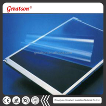 High quality top selling customized die cutting LCD screen protective film