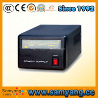DC regulated switching power supply 30A 13.8V for radio 1 year warranty high quality