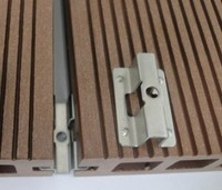 Hot sale decking clip wpc accessories