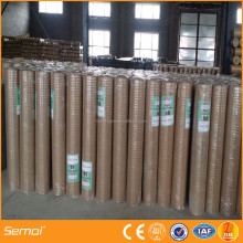 hot sale High Quality pvc galvanized a193 welded wire mesh