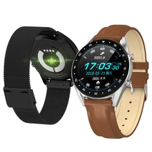 Microwear L7 <strong>Smart</strong> <strong>Watch</strong> IP68 Waterproof MTK2502 ECG <strong>Smart</strong> <strong>Watch</strong> with Heart Rate Blood Pressure Oxygen Fitness Tracker <strong>Watch</strong>