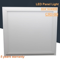 45W 4700lm ce rohs saa Triac Dali dimmable IP54 led light 2X2 led drop ceiling light panel led 60X60cm 2ft 2X2 led ceiling light