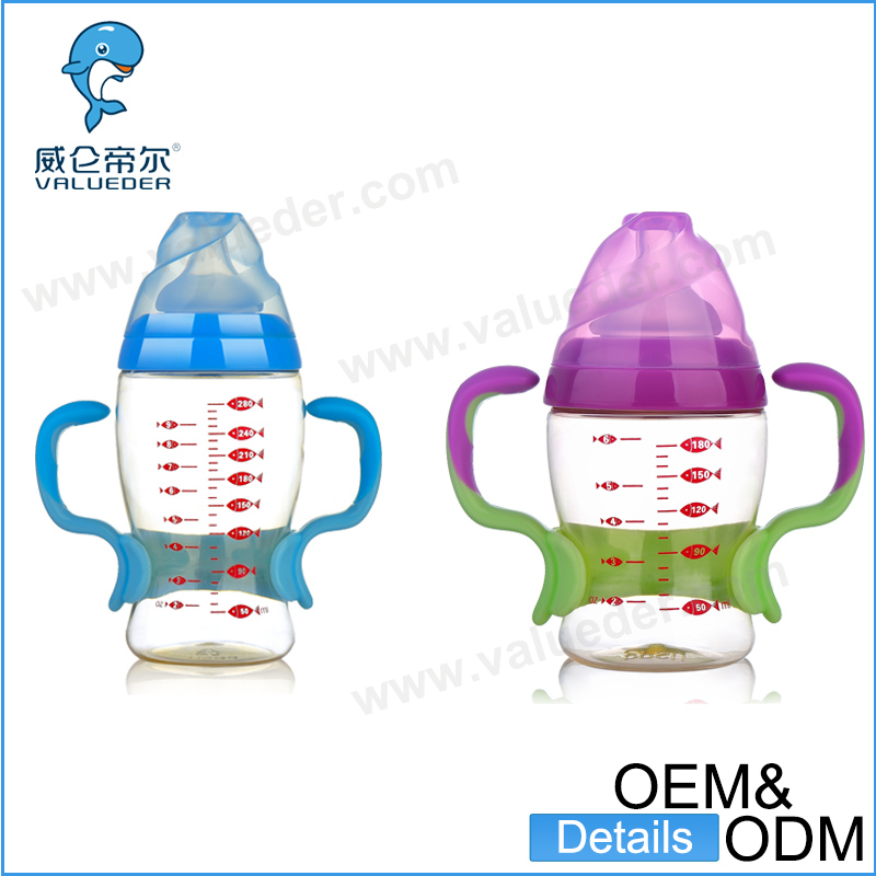 Free samples best quality BPA free baby care product PPSU feeding baby bottle manufacturers