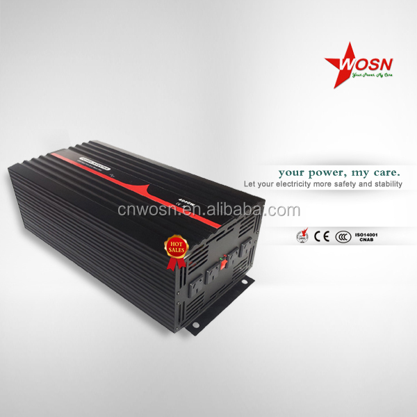 home solar off grid 4kw power inverters 24v 220v 4000 watt