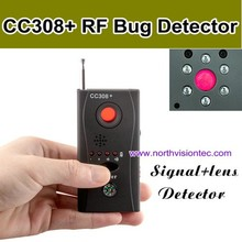 New RF Signal Bug Detector Hidden Camera Laser Lens GSM Device Finder