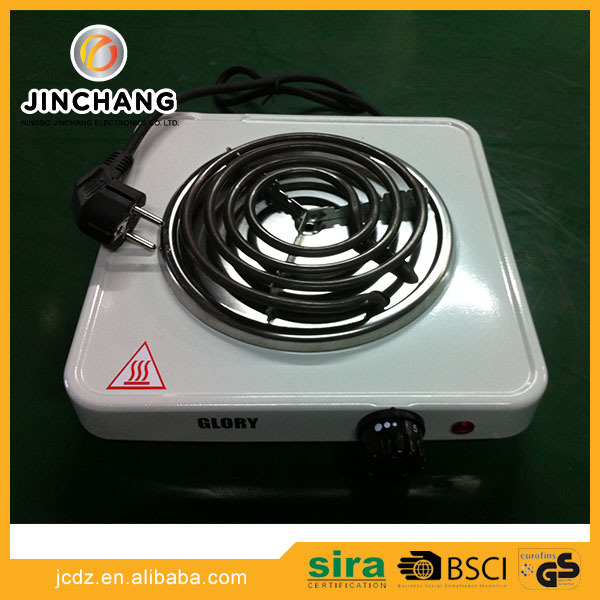 iron burners 1000W hot plate electric cooking element mini heating stove