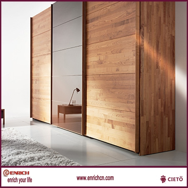 Ready To Assemble indonesia style hardwood furniture melamine closet designs