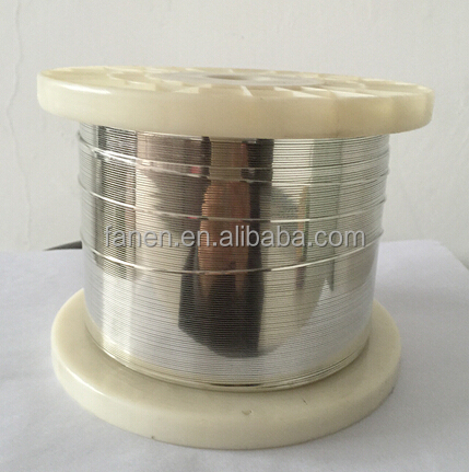 Tin plated copper clad steel wire CP wire