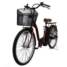 Light Weight Hybrid Electronic Bicycle