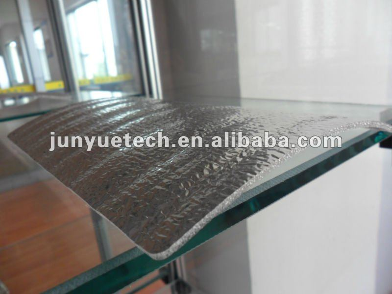 waterproof foam insulation sheet with AL foil