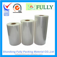 hot sale pvc shrink film.pe shrink film,pof shrink film with carton packing for export
