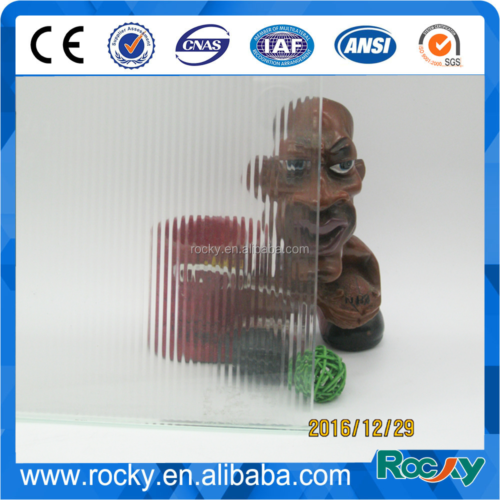 12..38mm High quality Safe Laminated glass
