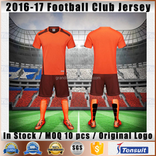 New design adults football shirt, good quality kids soccer jersey kit, sublimated women football jersey dri fit uniforms