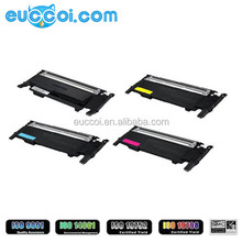 CLT-K4072S CLT-C4072S CLT-M4072S CLT-Y4072S compatible toner cartridge replacement for samsung CLP-320/321/325/326, CLX-3180