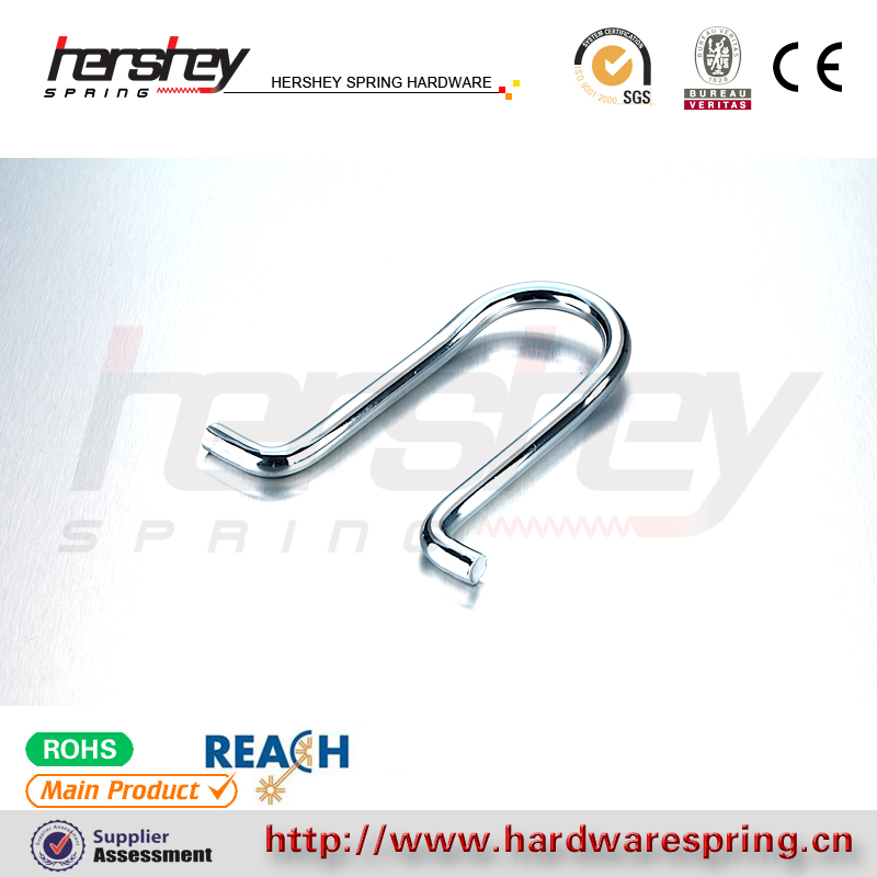 China supplier provide aluminum bent mental wire forming for home appliance usuage