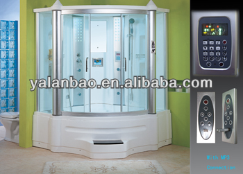 remote control steam shower room with LCD TV G 151