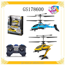 shantou toys wholesale kids 3.5 channel radio control rc helicopter with gyro