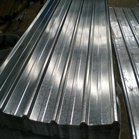 zinc color corrugated roof sheets