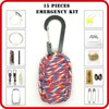 wholesale outdoor emergency tools kit