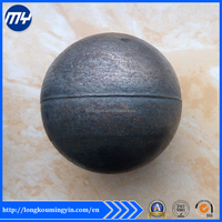 Quenching cast steel balls for iron ores and copper ores