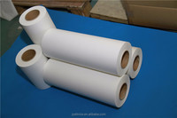 High transfer rate printed paper for home textile