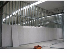 Compressed Fiber Cement Board Thermal Insulation Material
