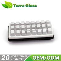 Glaze Tile Polishing Tool Magnesium Oxide Bond Silicon Carbide Abrasive
