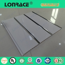 waterproof and fireproof cheap pvc exterior ceiling tiles/panels