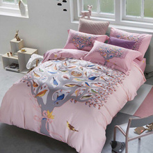 100% Cotton 40S 200TC Luxury Bed linens Home Choice Bedding
