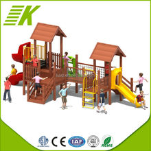 Indoor/outdoor Eco Friendly Children Play Amusement Park Items/Outdoor Children Playground Equipment 2015