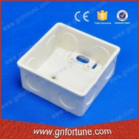 Outdoor Electrical Junction Box Plastic Switch Box